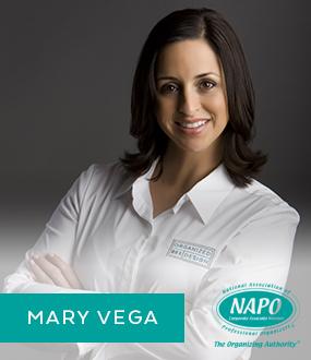 Mary Vega | San Diego Personal Organizer